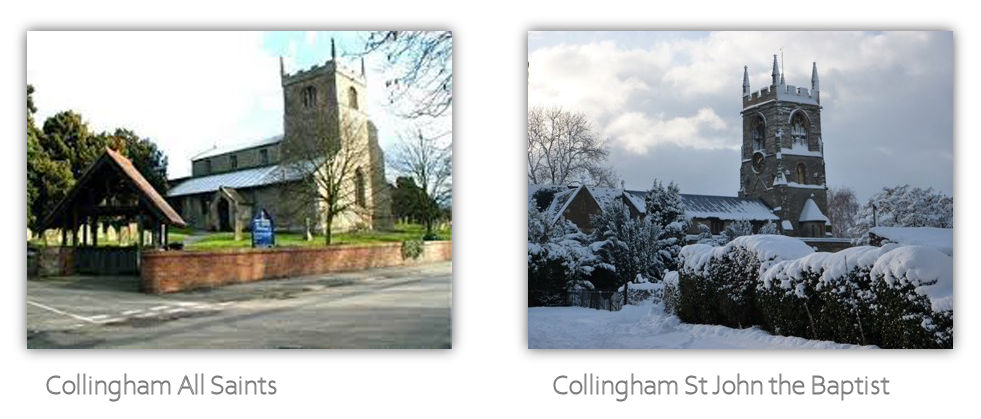 East Trent Churches Collingham Churches