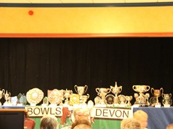 Bovey Tracey Bowling Club Bowls Devon Presentation October 2017
