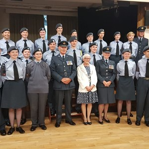 RAF Air Cadets & AGM & Prizegiving July 2019