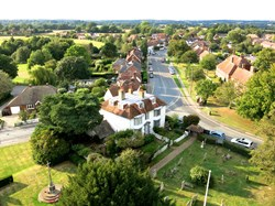 Rolvenden From The Church Tower
