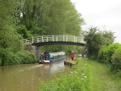 Bridge, Grand Union Canal