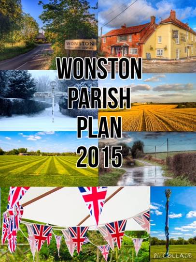 Wonston Parish Council PARISH PLAN