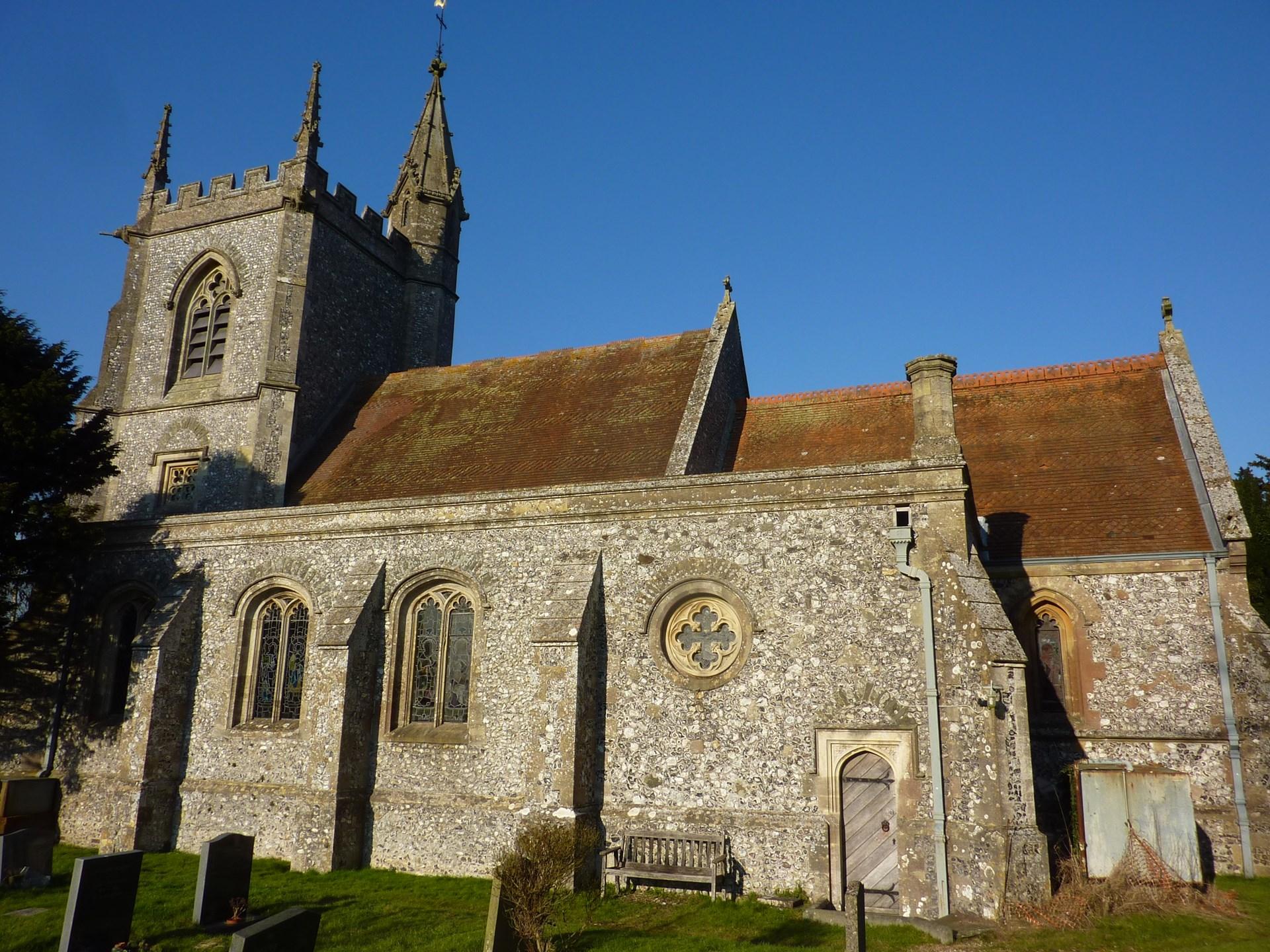 3a8361bebcb Oakley   Deane Parish Council - Churches - Oakley   Deane Parish ...