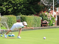 Bovey Tracey Bowling Club Ladies Unbadged Pairs Quarter-Final