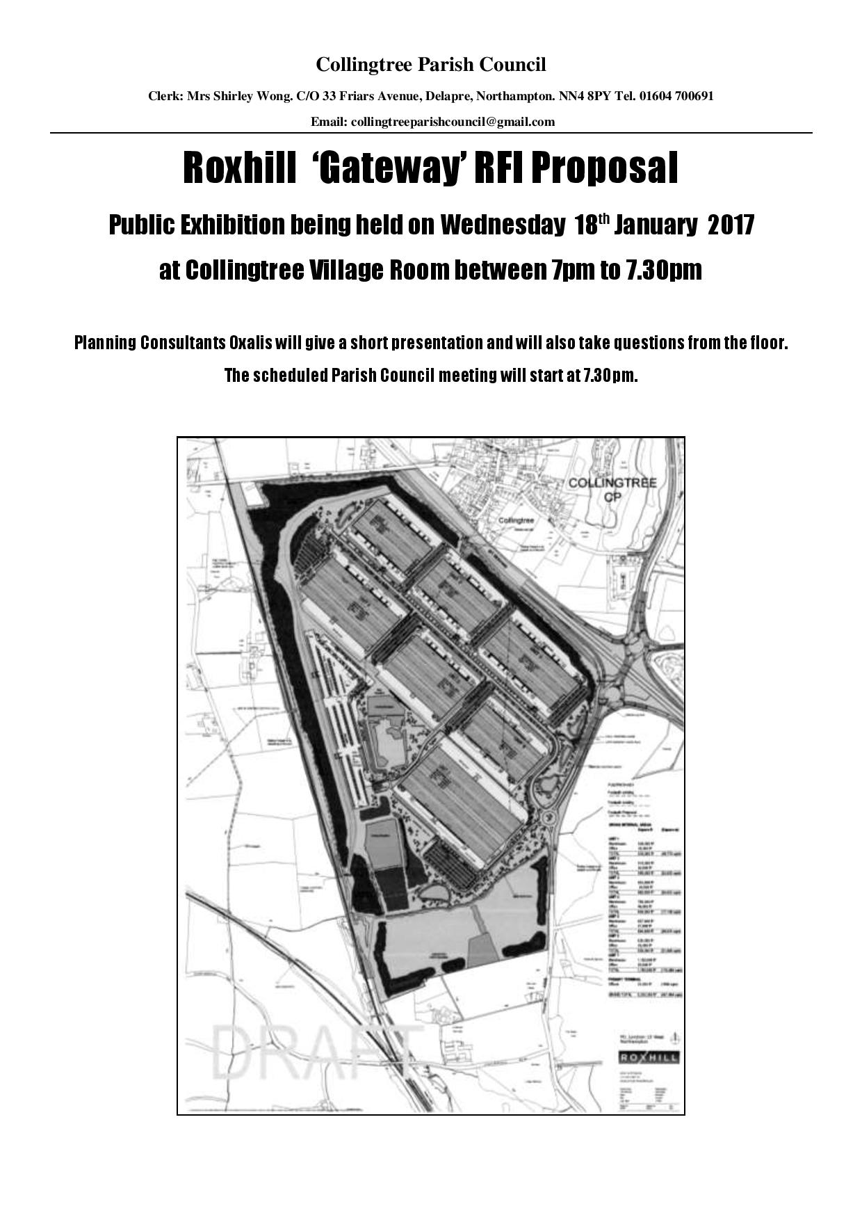 Collingtree Parish Council Planning