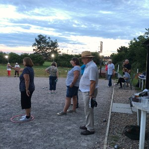 Stockton Petanque Club About Us