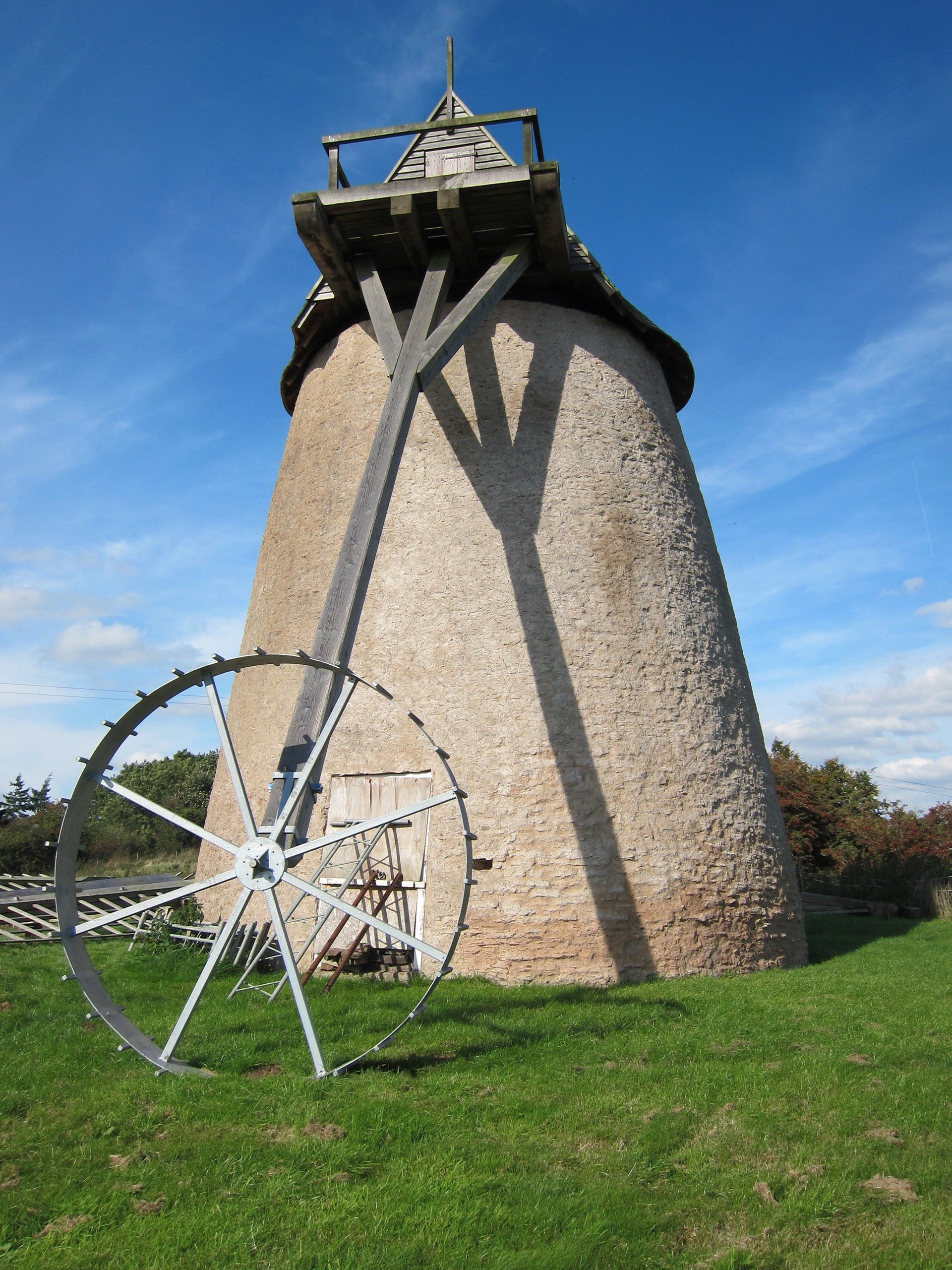 The Windmill at Rowton