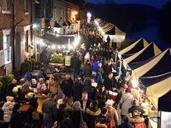 Bewdley Town Council Christmas Lights 2019