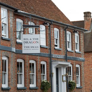 Bel & the Dragon, at The Swan, Kingsclere