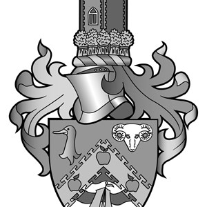 Parish Logo (Black and White)
