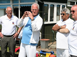 Kings Bowls Club Coaching Day