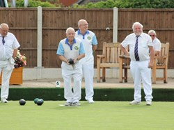 Stourport Bowling Green Club Touring Clubs 2017