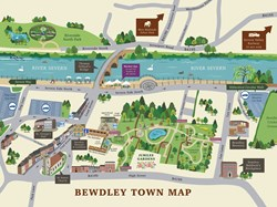 Bewdley Town Council Visiting Bewdley