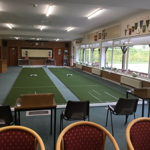 West Moors Memorial Bowling Club Home