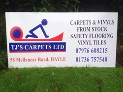 TJ's Carpets Ltd.