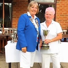 Four Wood Singles Winner S.Hugill