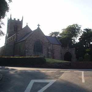 Norton In Hales Parish Council St Chad's Church