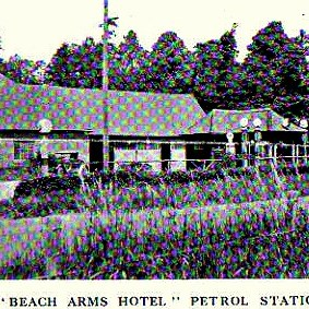 Beach Arms Petrol Station