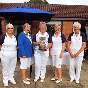 Fours Winners A Paxton, D Padwick, A Cleveley, J Farnsworth
