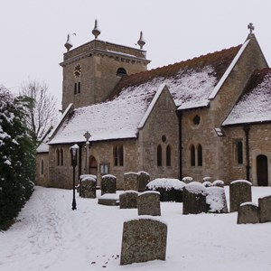 Stadhampton Parish Council St John the Baptist