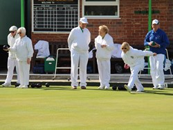 Bovey Tracey Bowling Club 2016 Early Season