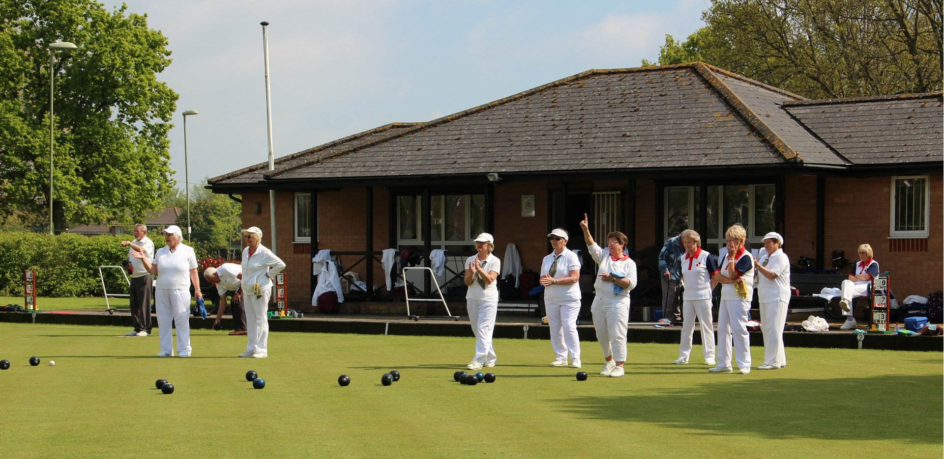 Emsworth Bowling Club About Us