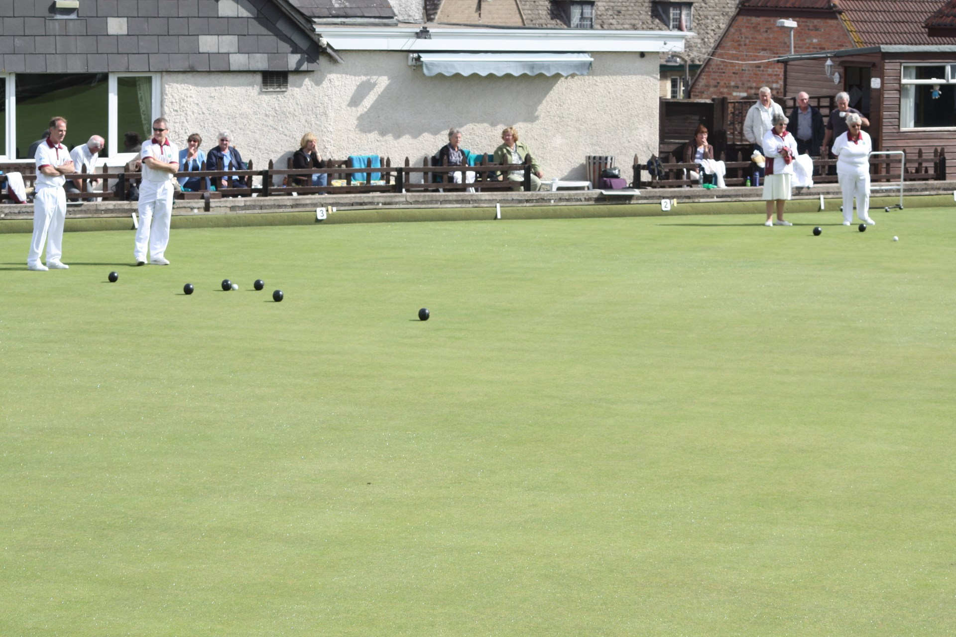 Churchdown Bowling Club New bowler information