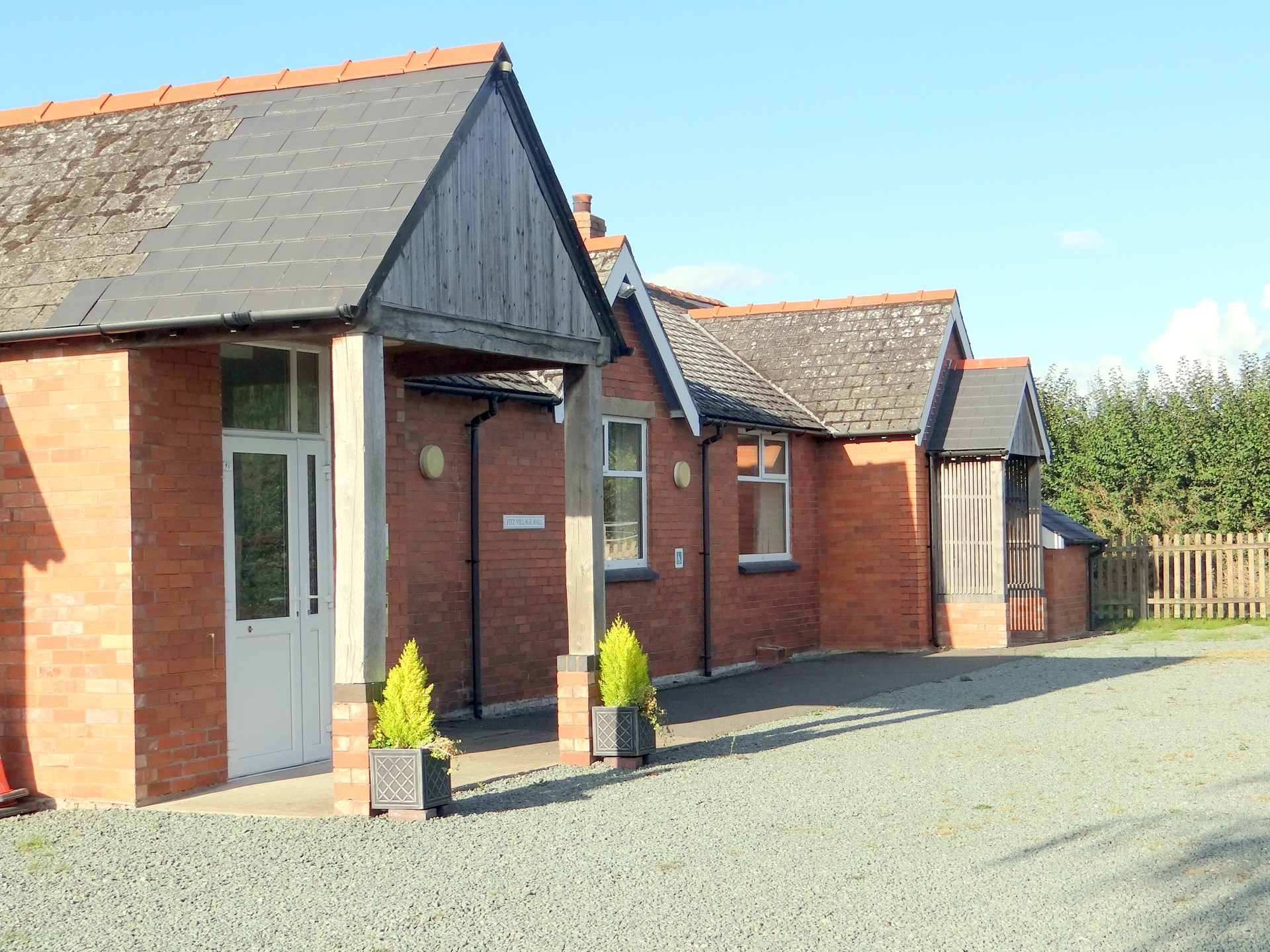 Bomere Heath & District Parish Council Fitz Village Hall