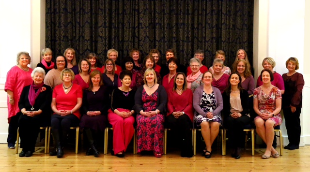 Thruxton Parish Council Andover Ladies Choir