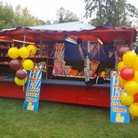 One of the stalls at the firework display
