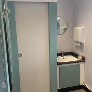 New Ladies Toilet