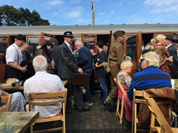 Sheringham Forties Weekend outing