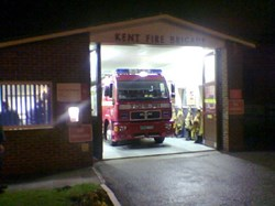 The Latest Engine and Fire Station