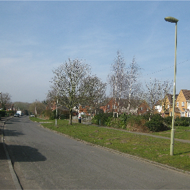 Heyford Hill Lane