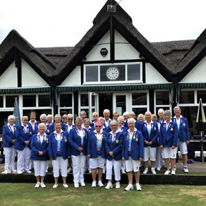 Ladies Bowls Tour to Norfolk with President Lesley Dearlove