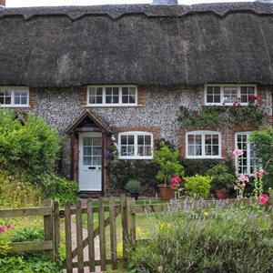 Thatched Cottages Tichorne