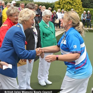 British Isles Women's Bowls Council 2019 Senior Series