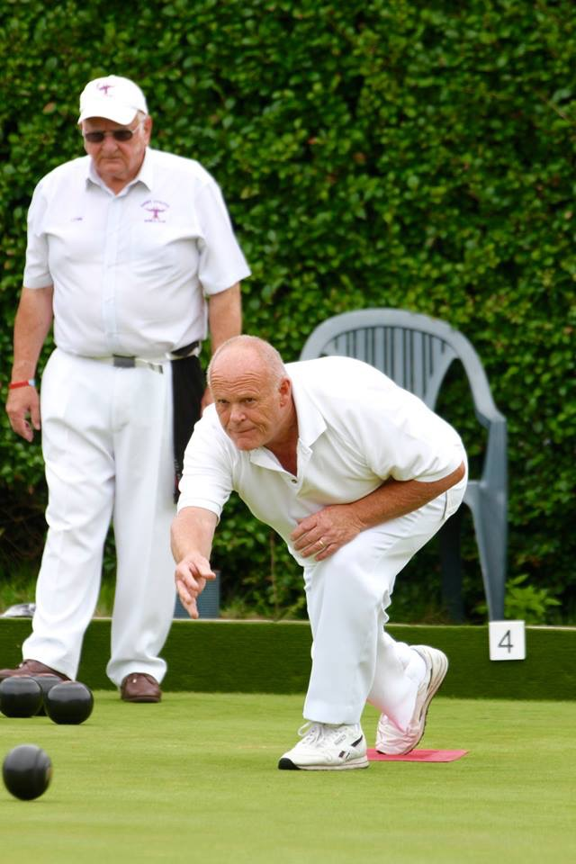 Barry Athletic Bowls Club Club Finals Day 2016