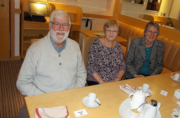Volunteer Lunch 2017 - Portsmouth Area Talking News