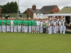 Glamorgan & Worcestershire Ladies