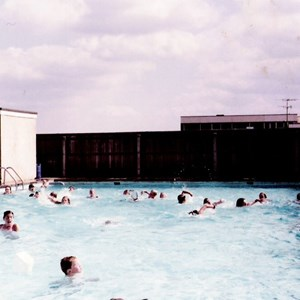 Lordsfield Swimming Club 1980s
