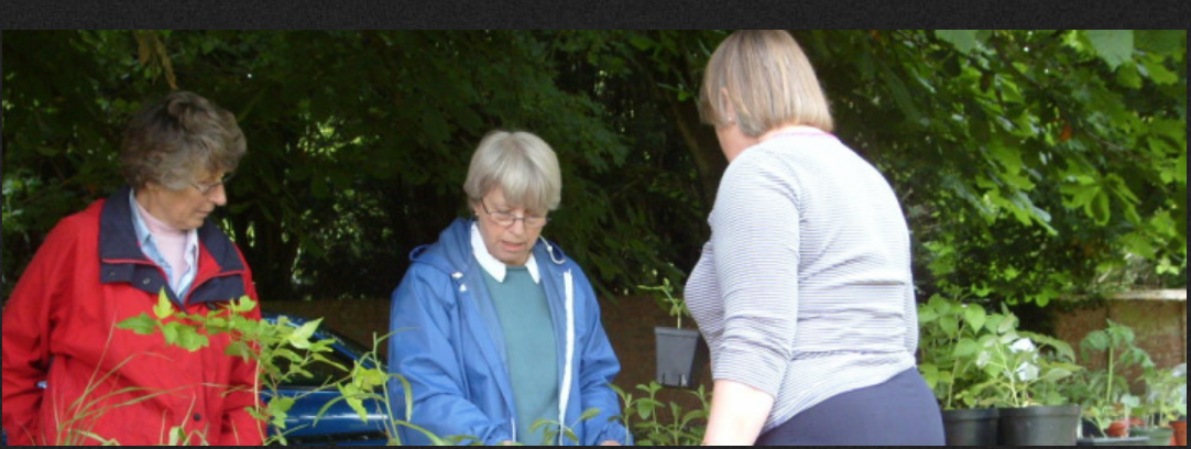 Thruxton Parish Council Gardening Club