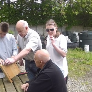 Frome Men's Shed Community Projects