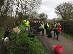 Marden Parish Council Marden Litter Pick 2019