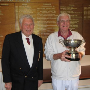 Centenary Trophy - David Holloway