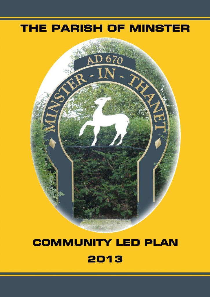 Minster Parish Council Community Led Plan (2013)