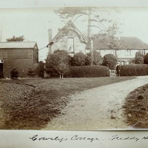 Cowslip Cottage, Freddy Harke