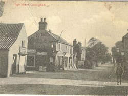 Royal Oak Corner looking South c 1915