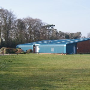 Newfound sports pavilion