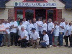 Stockton Petanque Club Twinnings